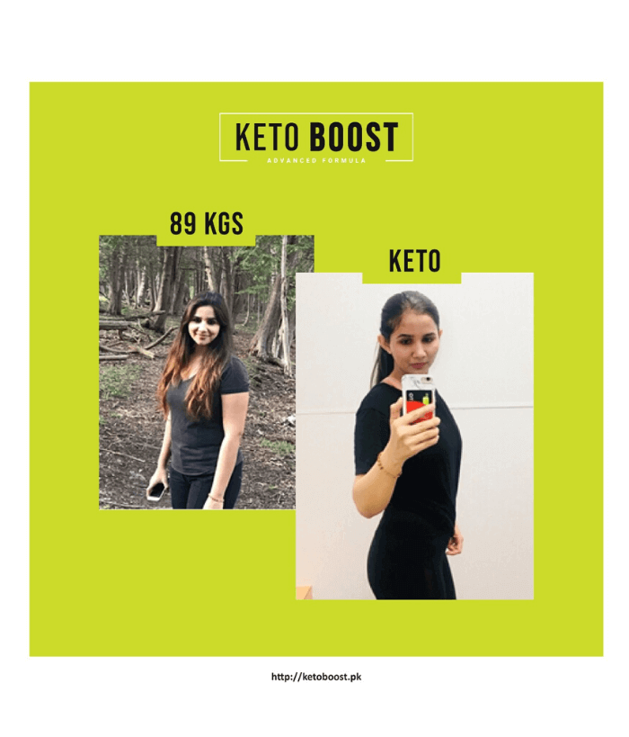 Keto Boost - Before and After Results Pakistan 4