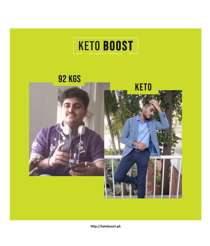 Keto Boost - Before and After Results Pakistan 6