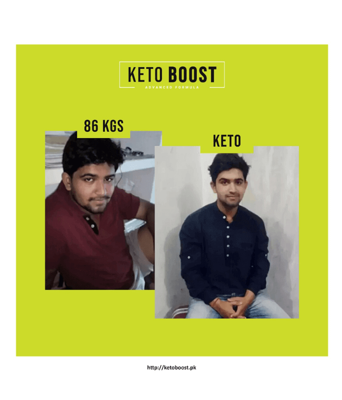 Keto Boost - Before and After Results Pakistan 7